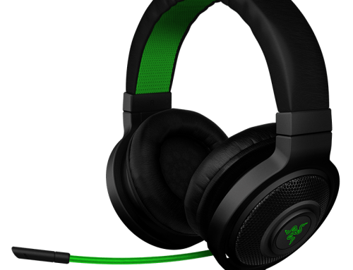 Razer Kraken Review of the Wired Gaming Headset