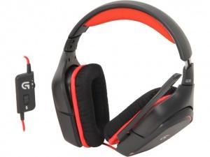 logitech g headset g230