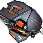 Mad Catz M.M.O. 7 Gaming Mouse Review