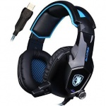 Sades Headset AW50 Review of the Wired Headphone