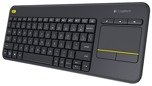 Logitech Wireless Touch K400 Keyboard