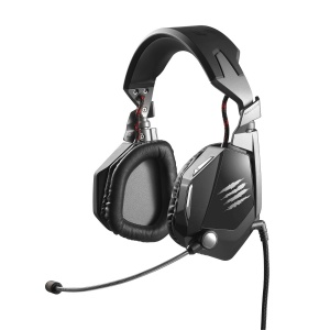 Mad Catz F.R.E.Q. 5 – Review of the Wired Gaming Headset